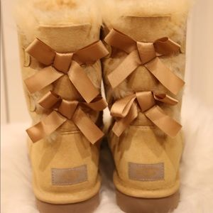 UGGs Bailey Bow Boot